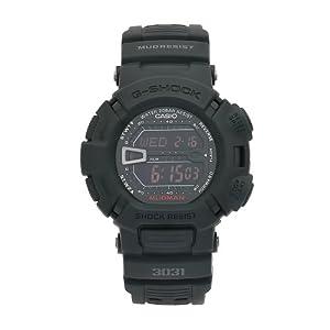 Casio G-9000MS-1DR - Reloj de pulsera hombre, plástico, color negro