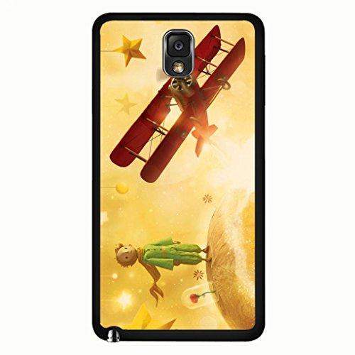 El-principito-funda-personalizada-negro-duro-plstico-con-Samsung-Galaxy-Note-3