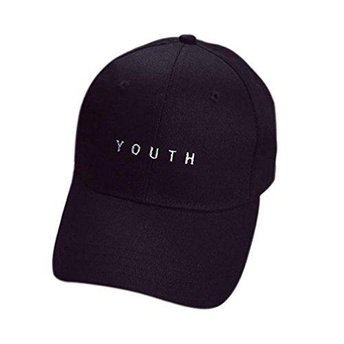 Sannysis Unisex Baseball Cap Mode Hip Hop Flat Hüte