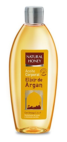NATURAL HONEY - ELIXIR DE ARGAN aceite corporal 300 ml-unisex