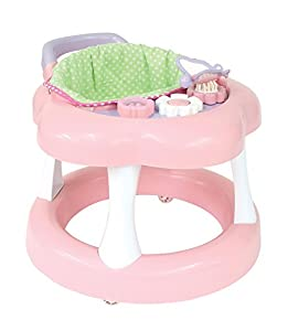 Amazon Com Jc Toys Baby Doll Walker Playset Toys Amp Games