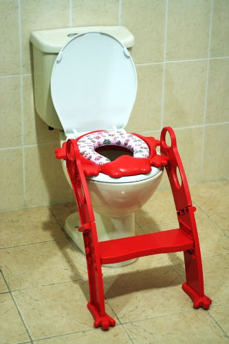 Karibu Cushion Step Potty