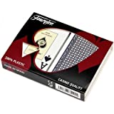 Fournier Bridge 2826 Jumbo Index Plastic Playing Cards