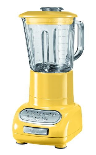 KitchenAid Artisan 1.5 Litre Blender in Yellow