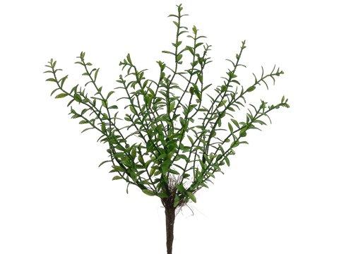 Silk Plants Direct Tea Leaf Bush (Pack Of 12)