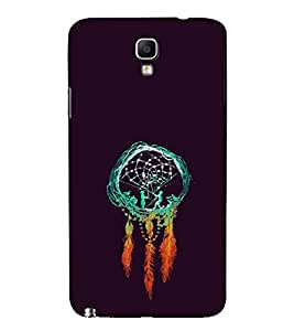 EPICCASE Game of Throne Mobile Back Case Cover For Samsung Galaxy Note 3 Neo (Designer Case)