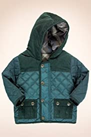 Autograph Hooded Quilted Jacket [T78-9439V-Z]