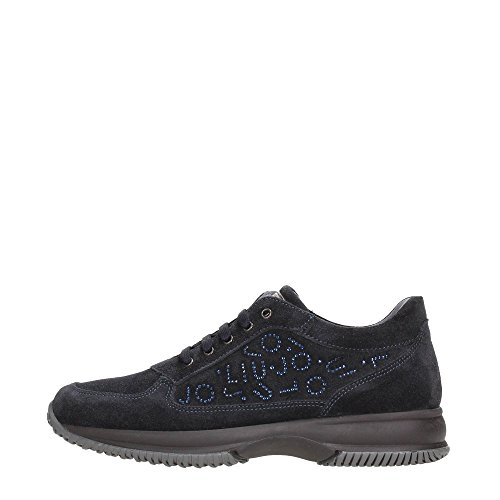 Liu Jo Girl B21642C Sneakers Donna Crosta Blu Blu 37