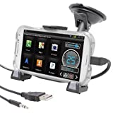 iBOLT xProDock Active Car Dock/Holder/Mount for Samsung Galaxy S 3, S4 & Note 2 with aux-out to car-speakers. Works with ALL cases