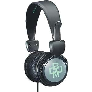 BOOM RGGT Renegade Over-Ear Headphones - Grey And Teal