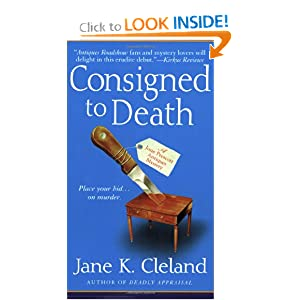 Consigned to Death (Josie Prescott Antiques Mysteries) Jane K. Cleland