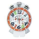 ガガミラノ 腕時計 メンズ GAGA MILANO 6050.2 RUBBER 48MM クロノグラフ 世界限定 LIMITED ウォッチ ホワイト[並行輸入品]