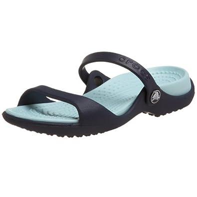 Amazon.com: crocs Women's Cleo Sandal: Shoes