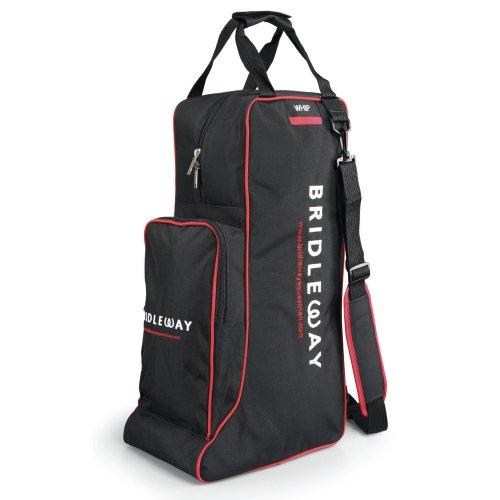 Bridleway long boot carry bag [horseback riding equipment] [harness] [201401]