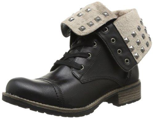 littlearth-bartens-h13igc047-botas-para-mujer-color-negro-talla-40