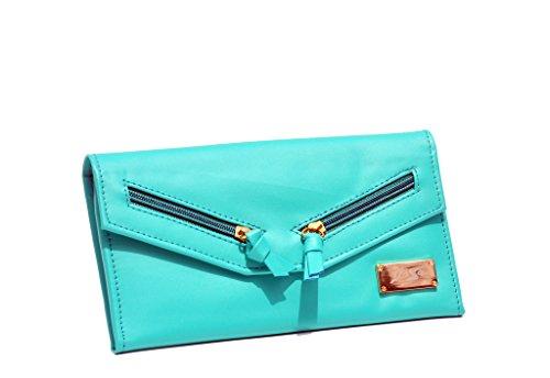 Josa Women's Wallet Aqua (JBOO20)