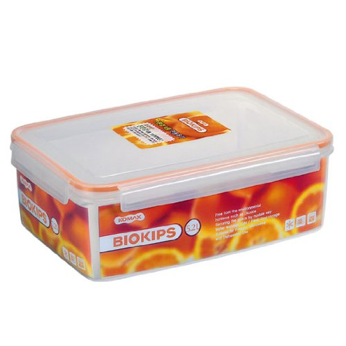 Biokips, 175.8-Oz, BPA Free, 100% Water tight, Food Storage Container ...