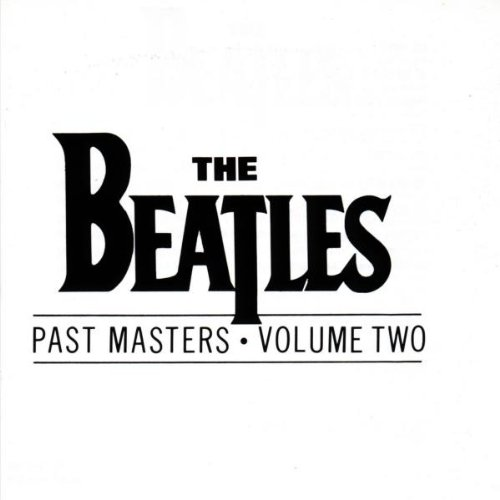 The Beatles-Past Masters Volume One-Reissue-CD-FLAC-1988-FORSAKEN Download