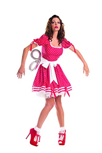 Party King Women's Wind Up Doll Costume