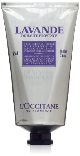 L'Occitane Lavender Hand Cream, 2.6 fl. oz. (Amazon Loccitane compare prices)
