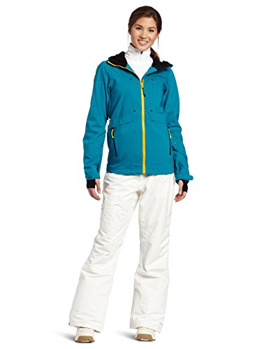 O'Neill Juniors Harmony Jacket, Enamel Blue, Large