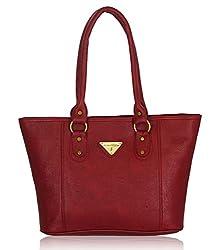 Fantosy Women's Handbag Maroon (FNB-561)