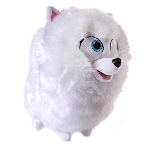 The Secret Life of Pets Gidget Dog Toy Gift Idea