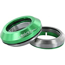 District Integrated Sealed Headset Green
