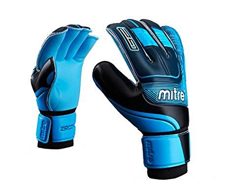mitre-zirconium-guantes-de-portero-unisex-color-azul-cyan-navy-tamano-10