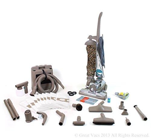 Rebuilt Kirby Sentria 2 Vacuum Genuine Tools, Gv Accessories, Bags & 5 Year Warranty G 10
