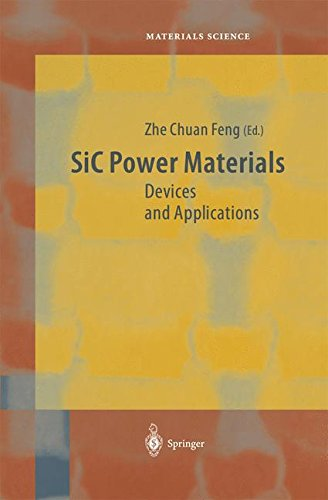 SiC Power Materials: Devices and Applications (Springer Series in Materials Science)