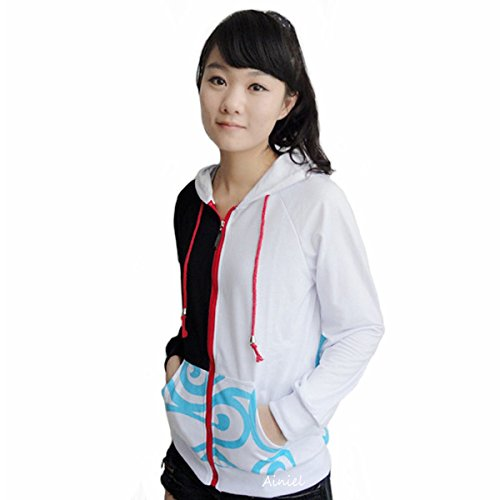Ainiel Unisex Casual Sports Cosplay Parker Hoodies