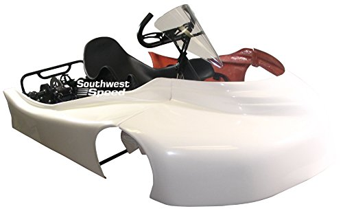 NEW ULTRAMAX DIRT KARTING XCEED RACING CHASSIS, XPERT PACKAGE, EXCEED GO KART, AIR PRO III BODY, MOTOR MOUNT, FULL PAN KIT, BRAKES, SEAT, STEERING WHEEL, BUMPERS, NERF BARS, PEDALS, AXLE, HUBS, AND MUCH MORE, EXPERT (Go Kart Racing Parts compare prices)