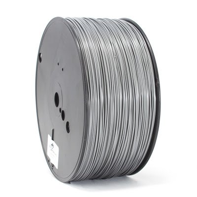 MatterHackers Silver PRO Series PLA Filament - 3.00mm (5LB)