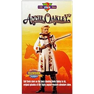 Annie Oakley TV Collection (1954-1956) (3 Vhs Tape set) movie