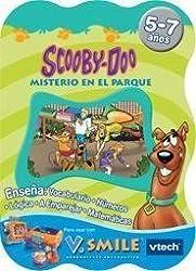 SCOOBY-DOO V.SMILE CARTRIDE MISTERIO EN EL PARQUE SPANISH VERSION