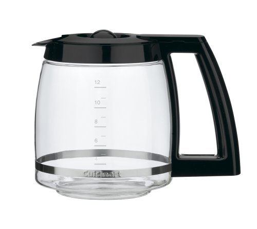 Cuisinart DGB-700BC Grind-and-Brew 12-Cup Automatic Coffeemaker, Brushed Chrome/Black Home ...