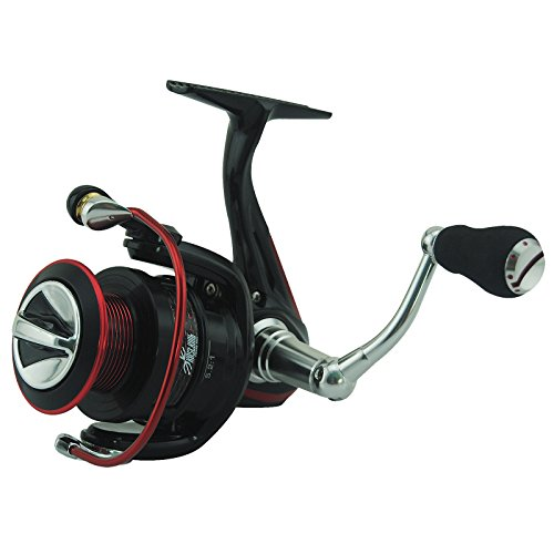 Kastking sharky spinning fishing reel ultra light weight for Open reel fishing pole
