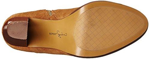 Report Signature Women's Lipton Western Boot, Tan, 7 M US