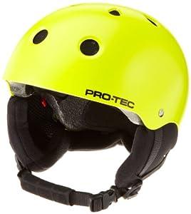 Pro-tec Classic Snow Helmet, Citrus, X-Small