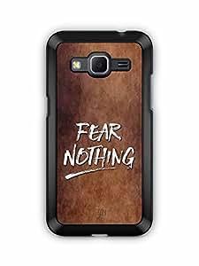 YuBingo Fear Nothing Designer Mobile Case Back Cover for Samsung Galaxy Core Prime
