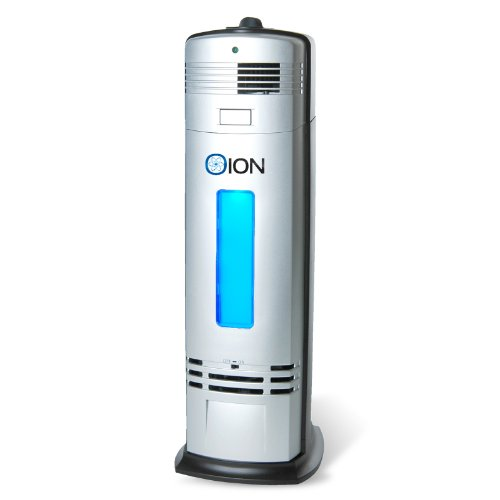 OION B-1000 Permanent Filter Ionic Air Purifier Pro Ionizer with UV-C Sanitizer, New (Pet Purifier compare prices)
