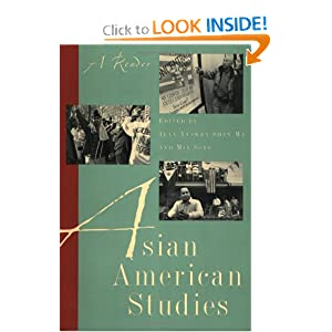 Asian American Studies: A Reader Min Song and Professor Jean Yu-Wen Shen Wu