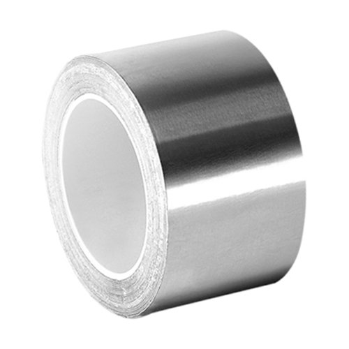 tapecase stainless steel foil tape converted from 3m 3361 is a 3 8 mil industrial grade metal. Black Bedroom Furniture Sets. Home Design Ideas