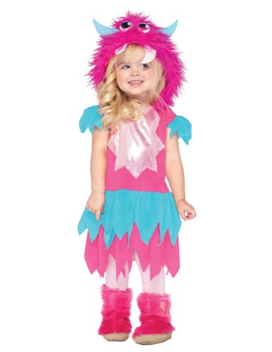 Baby-boys - Sweetheart Monster Toddler Costume 2T-3T Halloween Costume