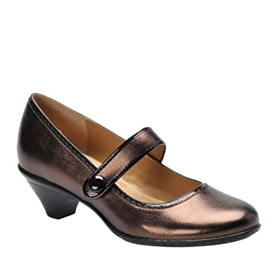 Softspots Women's Copper Shandie 6 B(M) US