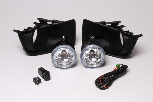 Fog Lights / Lamps Kit Oem Replacement For Chevrolet / Isuzu D-Max (2012 - 2013) (Fl-Iz004-Ac3)
