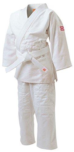 9 cherry JSL for women's single weave Judo cloth (back-handed down finishing) Sakura down set size 2 JSL2