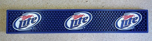 miller-lite-bar-rail-spill-mat-blue-new-by-miller