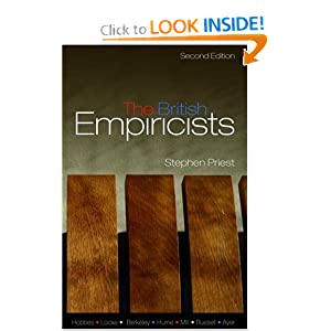 The British Empiricists Stephen Priest